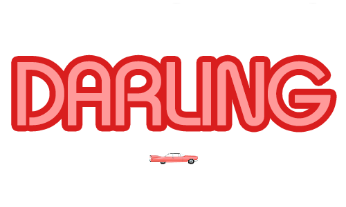 Darling Web Design Logo